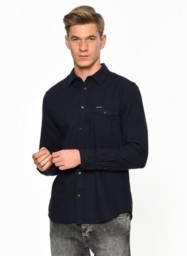 Wrangler Gömlek Siyah